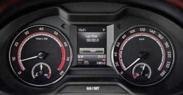 Test: Škoda Octavia RS 245 - przyjemnośćna co dzień