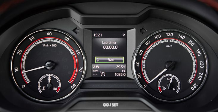Test: &Scaron;koda Octavia RS 245 - przyjemność&nbsp;na co dzień<
