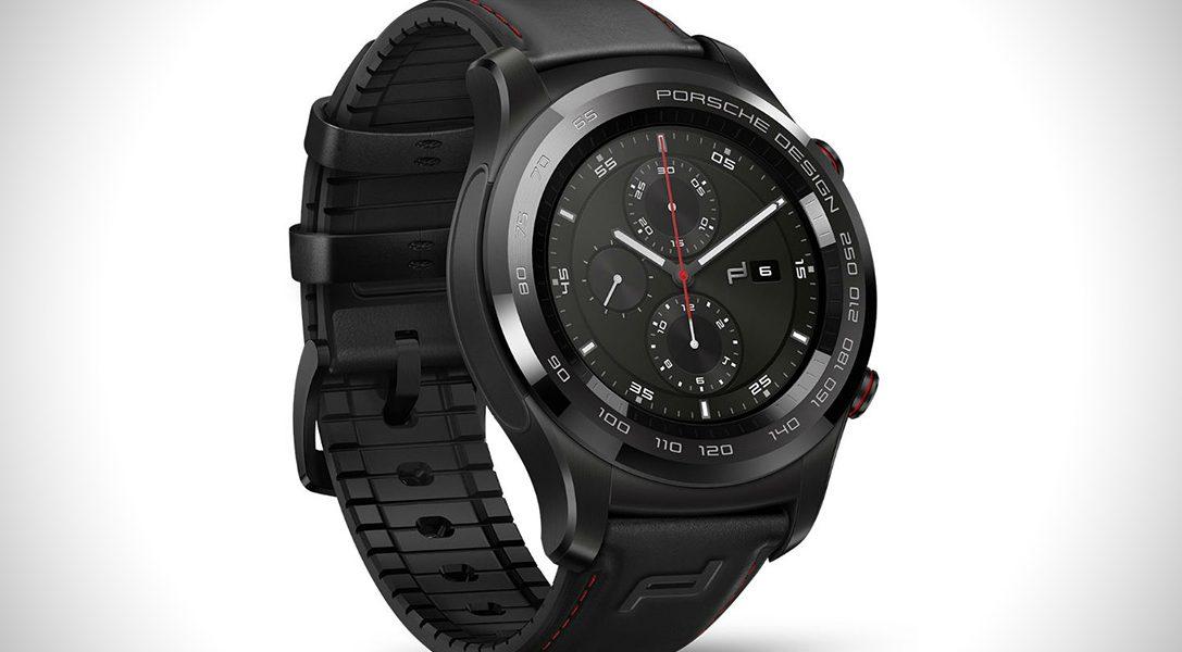 Smartwatch Huawei Porsche Design jest już do kupienia w Europie