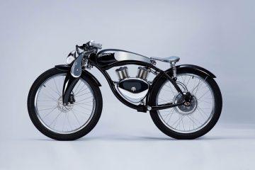 The Munro Motor 2.0 &ndash; elektryczny motocykl ze starą duszą<