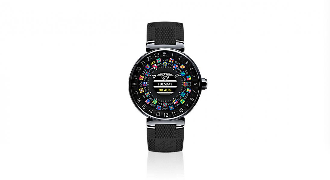 Louis Vuitton powiększa ofertę o swój pierwszy smartwatch