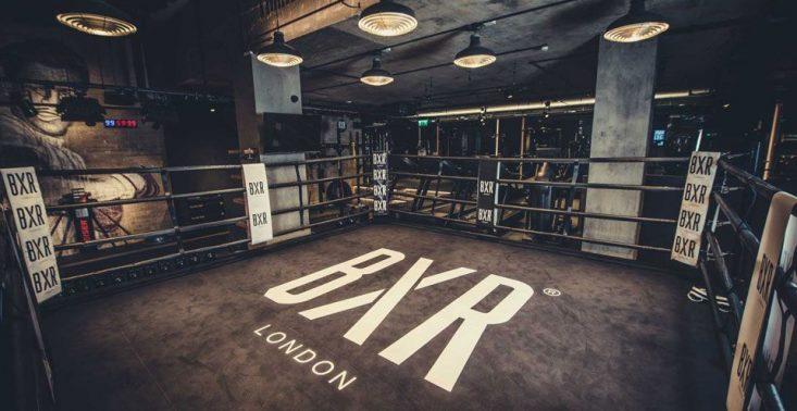 Londyńskie studio BXR, pokazuje jak powinna wyglądać nowoczesna i stylowa sala bokserska<