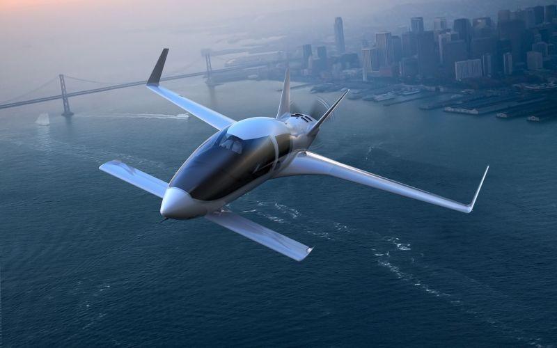 Co50 Valkyrie to najszybszy prywatny samolot świata