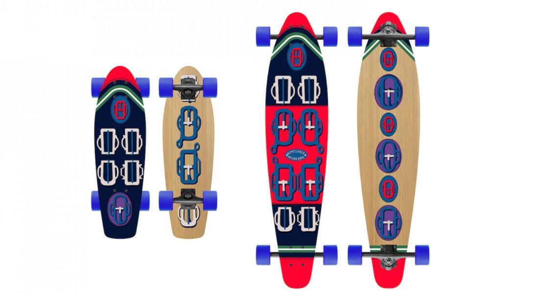 Longboardy i deskorolki od Hermès dla stylowych fanów jazdy na desce