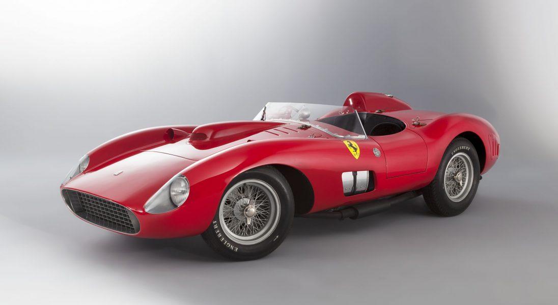 10 najdroższych, klasycznych samochodów, które zostały sprzedane na aukcjach