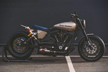 Warsztat NCT zaprezentował swoją wersję wycofanego z produkcji modelu Dyna Harleya-Davidsona<