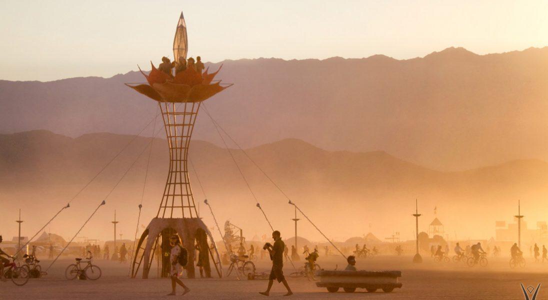 Burning Man - całkowicie szalony i najbardziej fotogeniczny festiwal świata. Zobaczcie jak wyglądała tegoroczna edycja