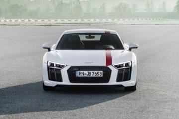 Zobaczcie limitowaną edycję Audi R8 V10 RWS ze sportowym charakterem<