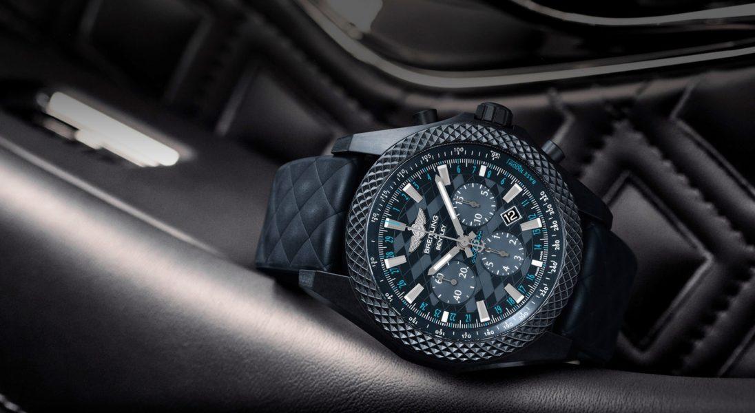 Breitling Bentley GT Dark Sapphire to zegarek inspirowany nowym modelem Continental GT