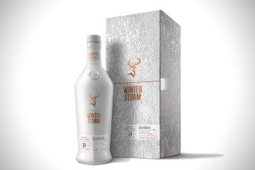 Glenfiddich przedstawia Winter Storm - whisky, kt&oacute;ra mimo swojej nazwy, rozgrzeje was w chłodniejsze wieczory<