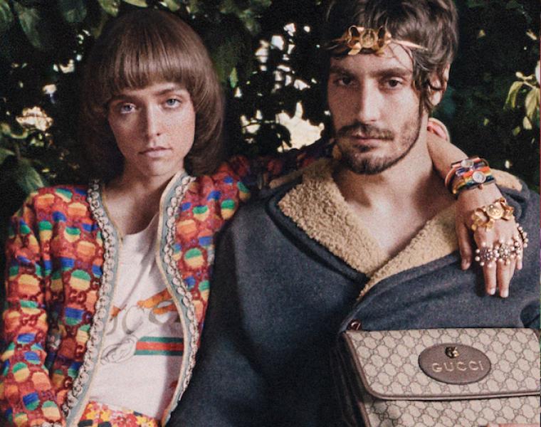 """Gucci zagląda do domów mieszkańców Rzymu w nowej kampanii """"Roman Rhapsody"""""""