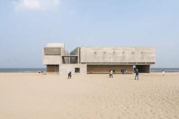 Seashore Library w Chinach, to prawdopodobnie najciekawiej zaprojektowana biblioteka świata<