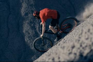 Zobaczcie film, nakręcony jak sen rowerzysty, kt&oacute;ry przemierzył najpiękniejsze tereny Ameryki na swoich dw&oacute;ch k&oacute;łkach<