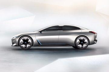 BMW zapowiada stylową jazdę w elektrycznym Gran Coupe i Vision Dynamics<