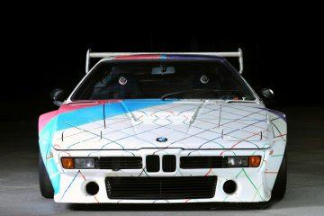 5 najbardziej wystrzałowych samochodów, które zostały sprzedane na aukcjach