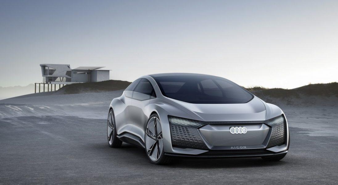 Autonomiczny i luksusowy - taki jest koncept Audi Aicon
