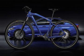 Zam&oacute;wiłeś już swoje BMW M5? Teraz możesz mieć też rower do kompletu<