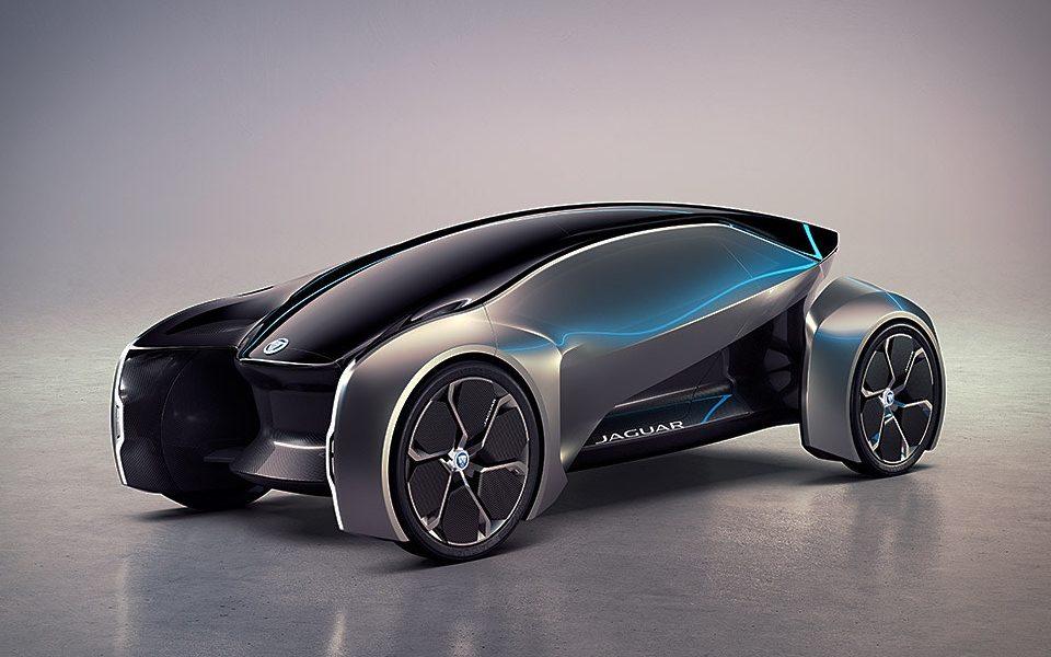 Oto wizja przyszłości według Jaguara. Poznajcie model Future-Type, sterowany przez sztuczną inteligencję