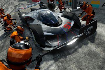 McLaren prezentuje Ultimate Vision GT - auto zaprojektowane specjalnie do nowego Gran Turismo Sport<