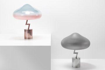 Lightning Lamp to dow&oacute;d na to, że w designie wszystko może stać się inspiracją<