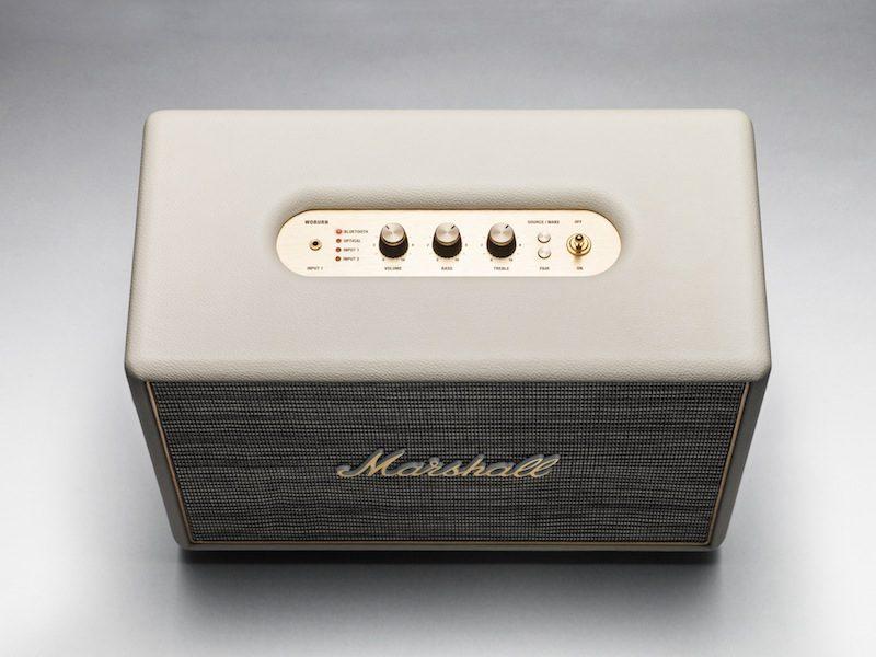 Marshall wypuszcza trzy nowe głośniki, które rozmiarami będą pasować do każdego wnętrza