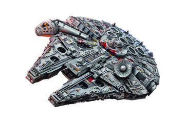 Fani Gwiezdnych Wojen powinni szykować gotówkę. LEGO wypuszcza kolekcjonerską edycją zestawu Millennium Falcon