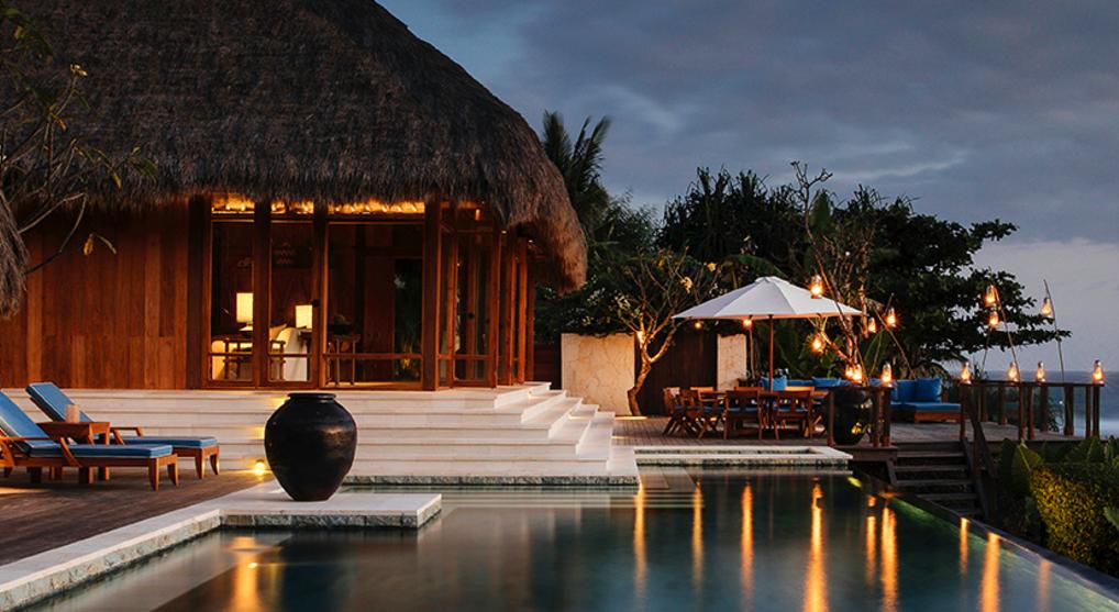 Najlepszy hotel świata znajduje się na wyspie Sumba w Indonezji