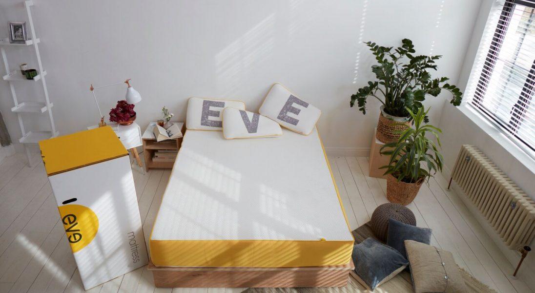 Polsko-brytyjska marka eve Sleep produkuje najwygodniejsze materace świata