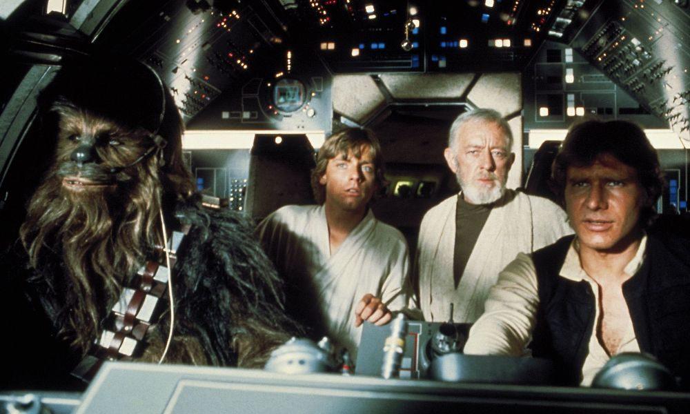 Musicie obejrzeć dokument o kręceniu Gwiezdnych Wojen z 1977 roku