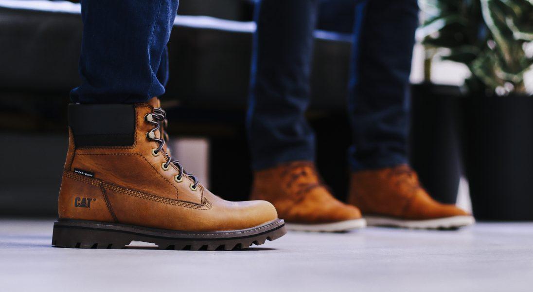 795466bacad77 Poznajcie technologie, które sprawiają, że buty Cat Footwear są komfortowe  i niezawodne