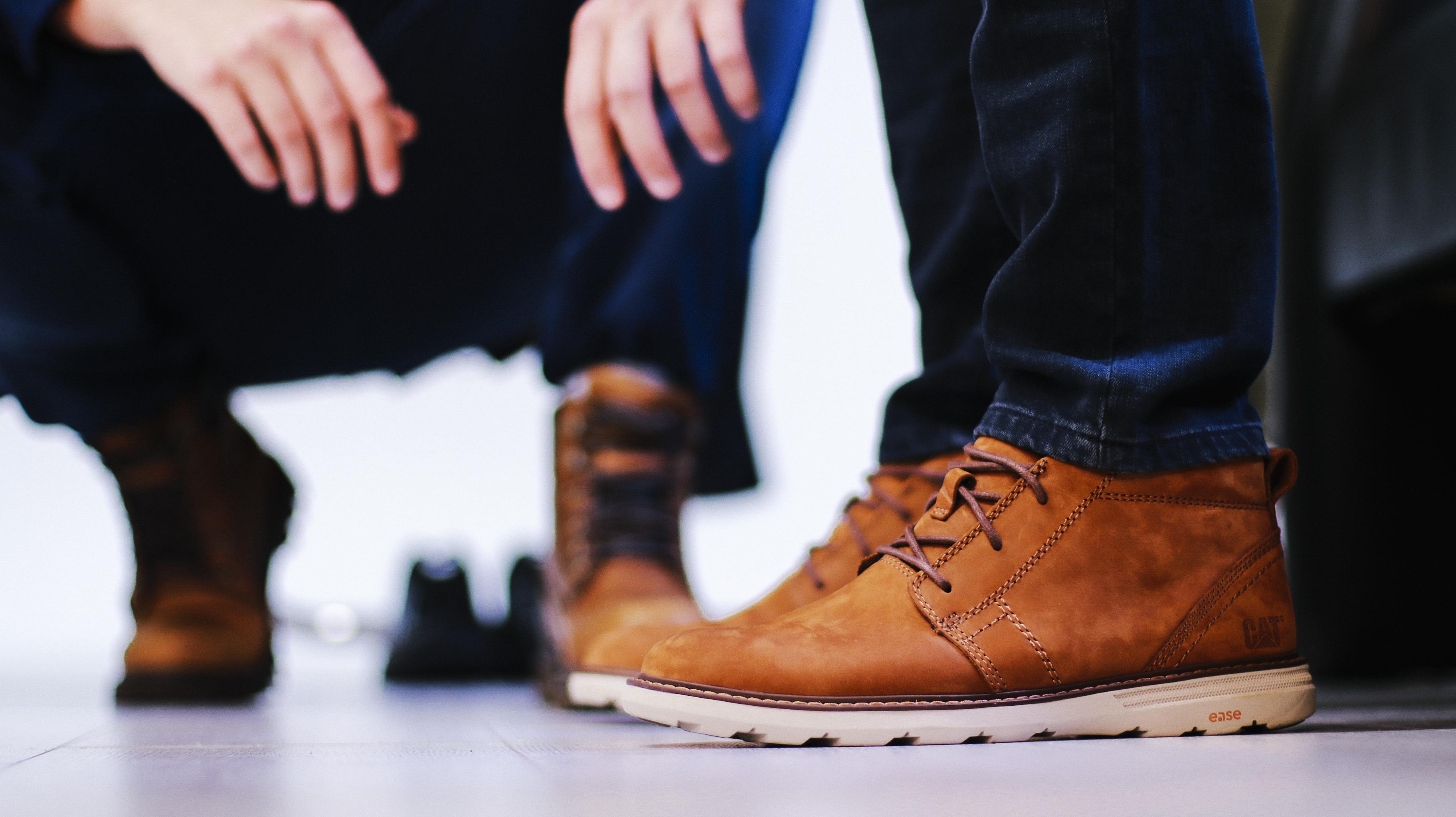 02366b1fcf0b5 Jedną z firm, która za cel stawia sobie zapewnienie najwyższego komfortu  użytkowania swoich butów, jest Cat Footwear – marka z silnymi tradycjami i  mocnym ...