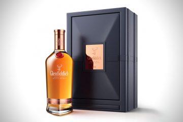 Glenfiddich prezentuje nierocznikowaną whisky Finest Solar, stworzoną we wsp&oacute;łpracy z Baccarat za ponad 9 tysięcy złotych<