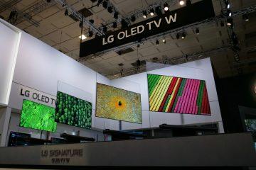 Obraz i dźwięk w kinowej jakości - to gwarantuje nowy telewizor LG OLED z technologią Dolby Atmos
