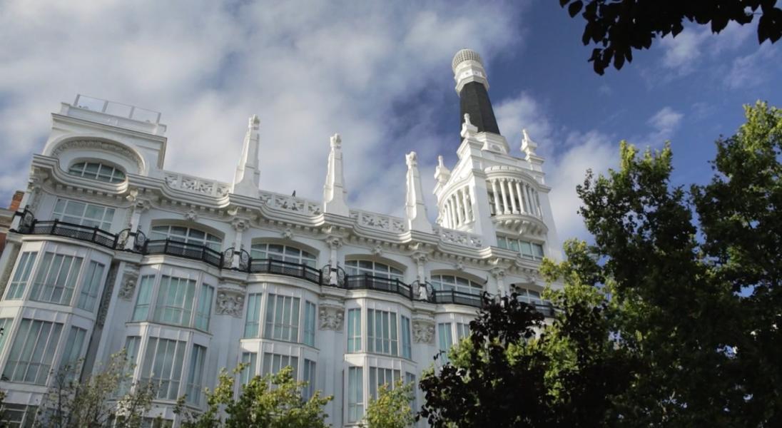 Ten krótki klip przekona was, że Madryt to doskonałe miejsce na weekendowy wypad
