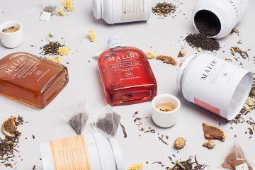 W The Malou Tea Atelier znajdziecie jedne z najładniej zapakowanych herbat na świecie