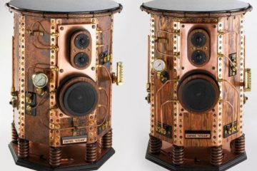 Jeżeli szukacie naprawdę oryginalnych głośnik&oacute;w, sprawdźcie Empire Steam Steampunk<