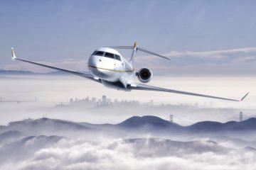 Global 7000 to luksusowy odrzutowiec, który poleci z Nowego Jorku do Dubaju bez międzylądowania