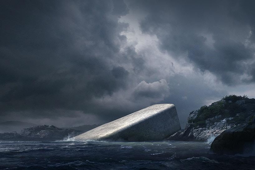 Można już rezerwować stoliki w pierwszej podwodnej restauracji w Norwegii