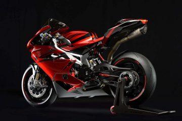 MV Augusta prezentuje limitowaną edycję motocyklu zaprojektowanego wsp&oacute;lnie z Lewisem Hamiltonem<