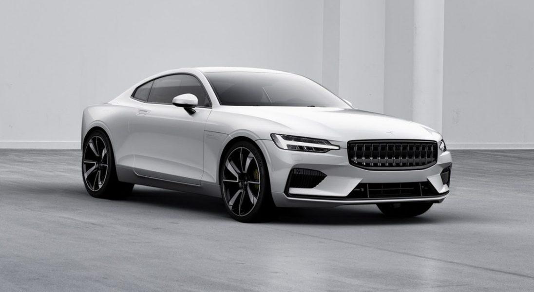 Oto Polestar 1 - nowa marka Volvo prezentuje stylową hybrydę o mocy 600 KM i 1000 Nm momentu obrotowego