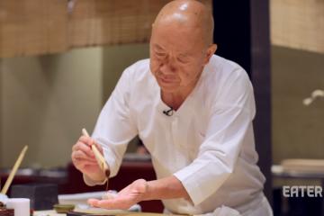 Z wizytą w pierwszej restauracji sushi w Stanach Zjednoczonych, kt&oacute;ra zdobyła trzy gwiazdki Michelin<