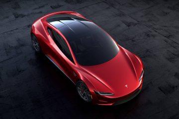 Nowa Tesla Roadster będzie bardzo stylowa i oszałamiająco szybka. Rozpędzenie się do 100 km/h ma jej zająć... 1,9 sekundy