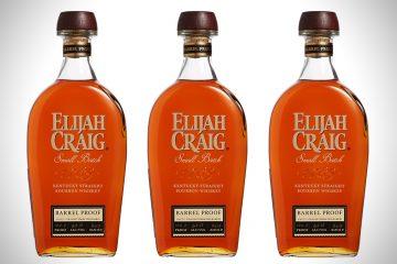 Elijah Craig Barrel Proof B517 to najlepsza whisky świata według Whisky Advocate<