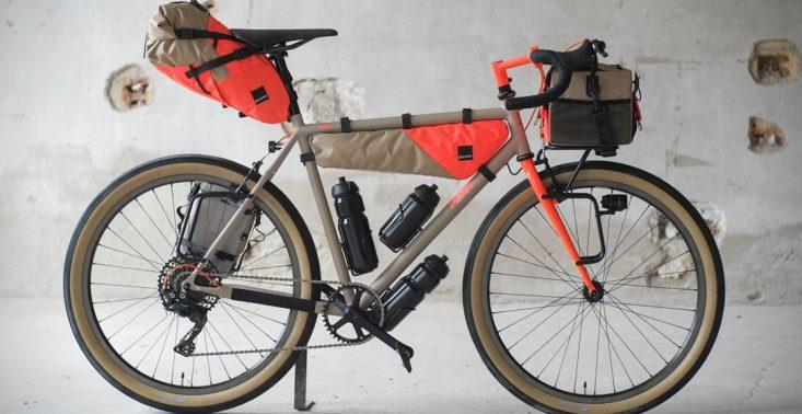 Fern Chuck Touring Bike to perfekcyjny rower na długie wyprawy<