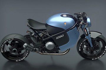 The Koenigsegg Bike 1090 Concept byłby spełnieniem marzeń każdego fana dw&oacute;ch k&oacute;łek<