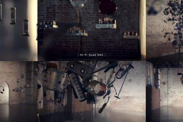 LG V30 inspiruje artyst&oacute;w - nowy smartfon LG jako dzieło sztuki kinetycznej<