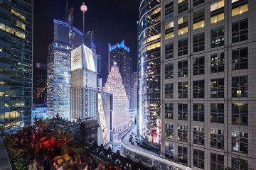 Zabytkowy The Knickerbocker Hotel to kolejny pow&oacute;d, żeby odwiedzić Nowy Jork<