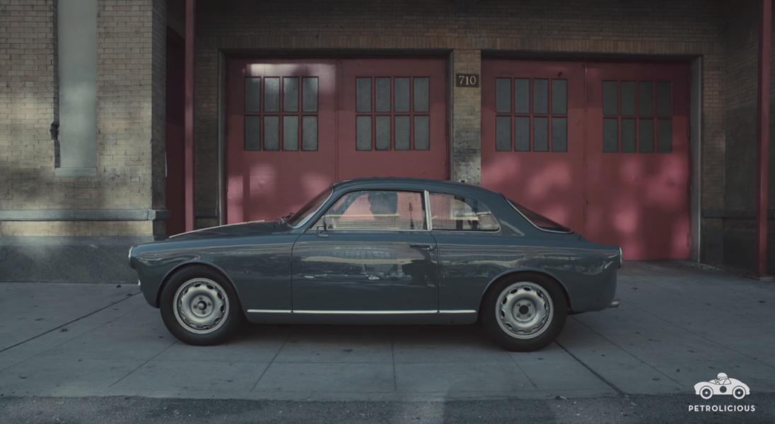 Ten krótki film sprawi, że będziecie chcieli mieć klasyczną Alfę Romeo