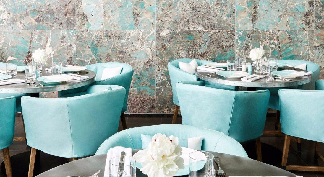 Chcesz zjeść prawdziwe Śniadanie u Tiffany'ego? W butiku Tiffany & Co. otwarto Blue Box Cafe