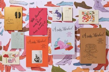 Wydawnictwo TASCHEN wznawia nakład książek z wczesnymi ilustracjami Andy&#039;ego Warhola<